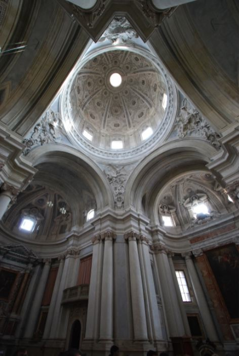 In Rome A Morning Walk To Explore The Churches Of The
